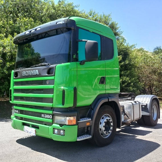 Scania R 114 380 4x2 2006