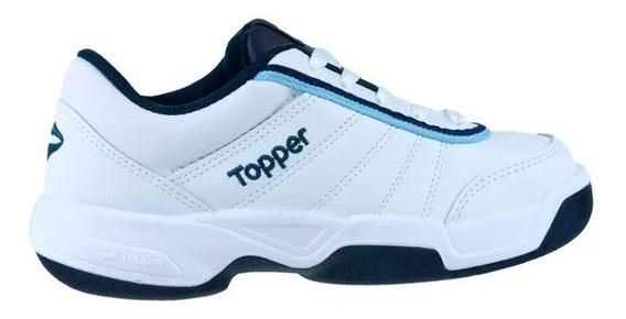 Zapatillas Topper Tie Break Ii Kids 028320