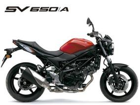 Suzuki Naked Sv 650a 0km 2020 Com Abs E Garantia De Fábrica