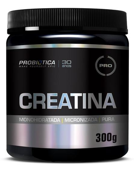 Creatina Creatine Pura - 300g - Probiótica