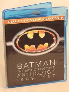 Coleccion Batman Antologia Bluray Bd25 Latino