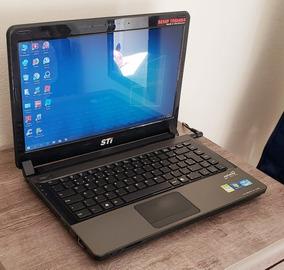 Notebook Semp Toshiba Sti Is 1442 Intel Core I5 4gb 500gb