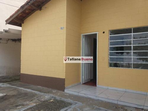 Imagem 1 de 20 de Casa Com 3 Dormitórios, 80 M² - Venda Por R$ 320.000,00 Ou Aluguel Por R$ 1.230,00/mês - Conjunto Residencial Trinta E Um De Março - São José Dos Campos/sp - Ca2012