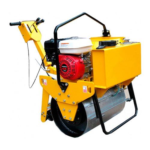 Rodillo Compactador Aplanadora Shikawa 6.5 Hp Naftero Rcl65