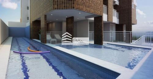 Apartamento Para Venda Em São Bernardo Do Campo, Centro, 3 Dormitórios, 1 Suíte, 4 Vagas - 1959_1-1863529