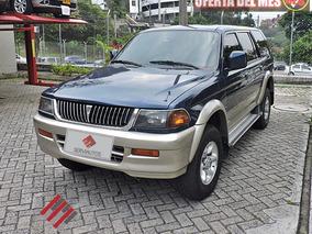 Mitsubishi Nativa Ls Mt 3.0 Gas-gasolina 4x4 1999 Cfs047