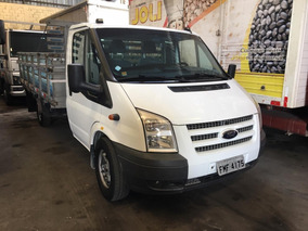 Ford Transit Ano 2012 Carroceria De 3.70 Mts (152 Mil Kms)