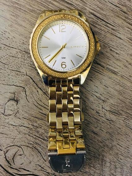 Relógio Usado Feminino Lince