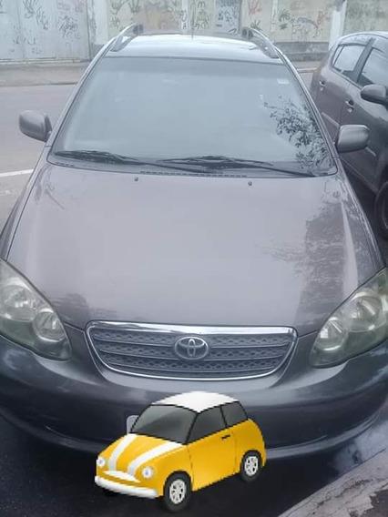 Toyota Corolla Fielder Xei Automático Flex 1zz-fe 1.8 Vv