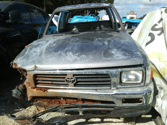 Sucata Toyota Hilux 2000/2001 2.8 4x4 4cd Sr5 Retirada Peças