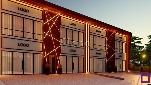 Sala Para Aluguel Em Swiss Park - Sa026645