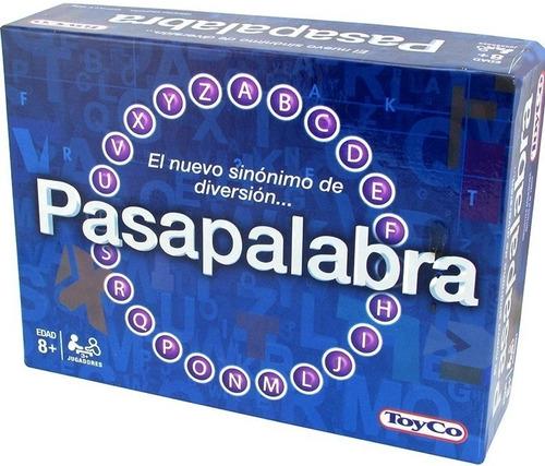 Imagen 1 de 5 de Pasapalabra Toyco Original Juego De Mesa