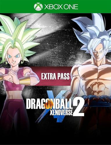 Dragon Ball Xenoverse 2 Extra Pass Xbox - 25 Díg Envio Flash