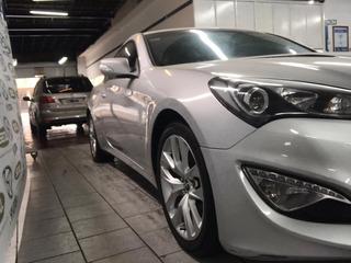 Hyundai Genesis 2.0t At Seoul Motor