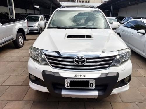 Toyota Hilux Sw4 Srv 3.0 4x4 7 Lugares
