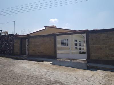 Casa Nueva En Morelos, Fracc. Seguro, Con Alberca Y Canchas