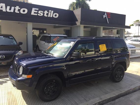 Jeep Patriot 2014 Mecanica