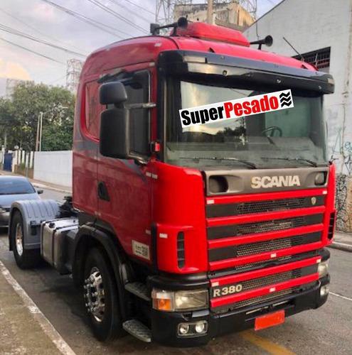 Scania R 380 Toco 4x2