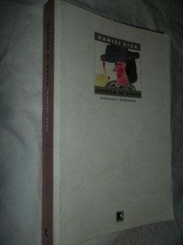 Livro - Daniel Piza - Literatura Nacional