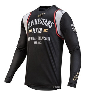 Polera Alpinestars Racer Tech Battle Born Le 2019
