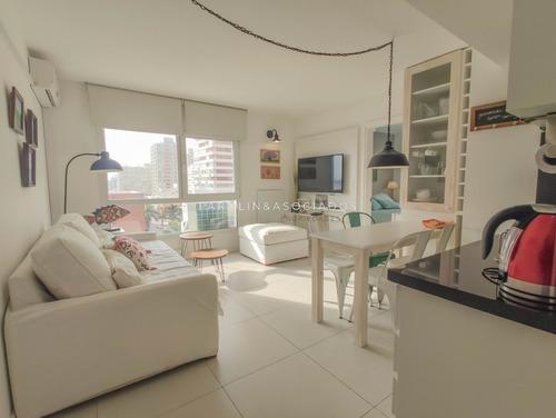Apartamento En Venta Punta Del Este 1 Dormitorio- Ref: 1917