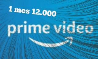 Super Promociones Amazon Prime Video
