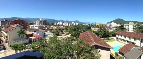Apartamento Com 2 Dormitórios À Venda, 75 M² Por R$ 340.000,00 - Itaguá - Ubatuba/sp - Ap1561