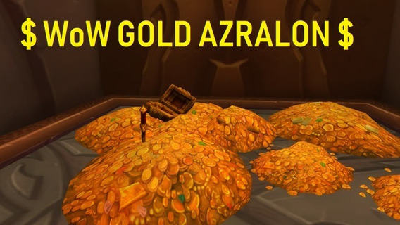 Wow 100k Gold Azralon
