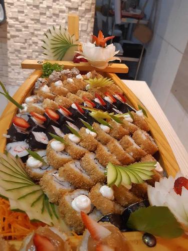 Imagem 1 de 1 de Aulas De Sushi