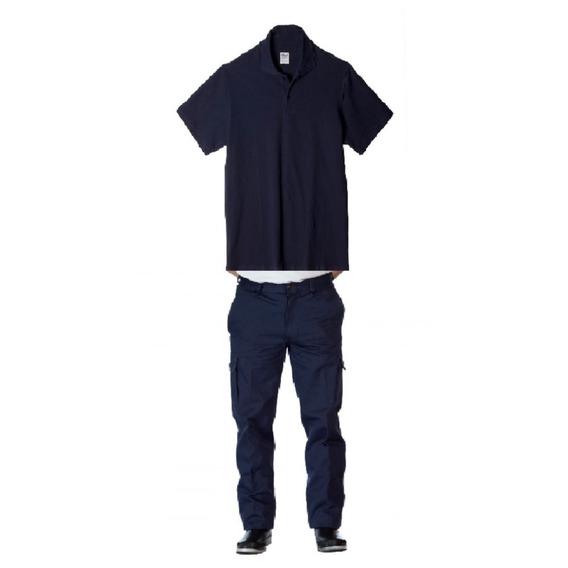 Pantalon Cargo Trabajo T Grafa Mas Chomba Pique Fabricantes