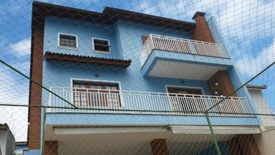 Sobrado Para Venda Em Mogi Das Cruzes, Vila Suíssa, 3 Dormitórios, 3 Suítes, 5 Banheiros, 5 Vagas - 1596