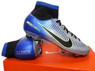 Chuteira Campo Nike Mercurial Victory 6 Df Neymar Junior