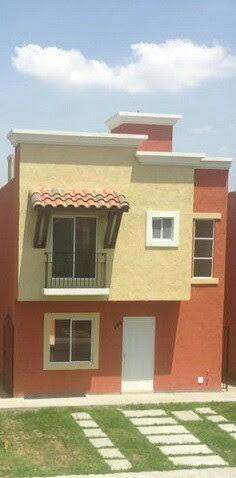 Casa De 3 Recamaras Con 1 Y 1/2 Baños, 2 Cajones Para Auto