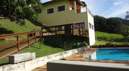 Chácara Residencial À Venda, Capela Do Barreiro, Itatiba. - Ch0090