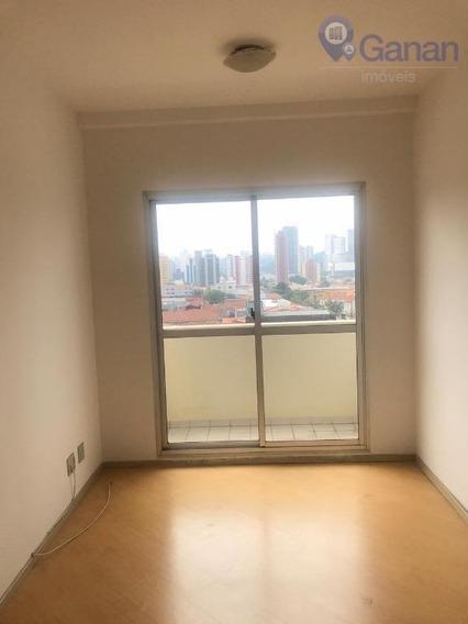 Apartamento Com 2 Dormitórios À Venda, 52 M² Por R$ 400.000 - Chácara Santo Antônio (zona Sul) - São Paulo/sp - Ap5562