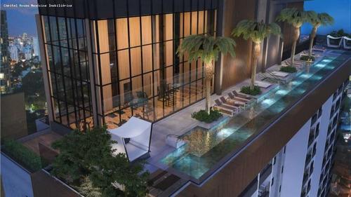 Apartamento Para Venda Em São Paulo, Jardim Das Acácias, 1 Dormitório, 1 Banheiro - Cap2985_1-1351206