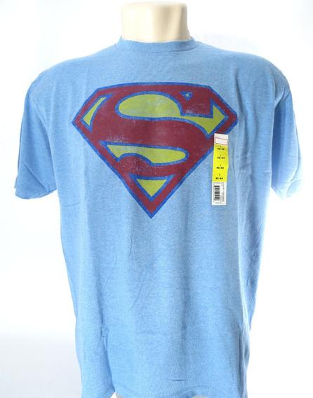Camisa Masculina Super Heróis Super Homem