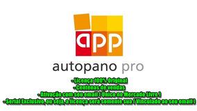 Autopano Pro 4.4.2 / Ativação Com Seu Email - Key Original