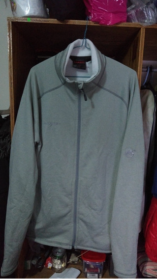 Chamarra Softshell Sudadera Mammut Xl Slim Fit