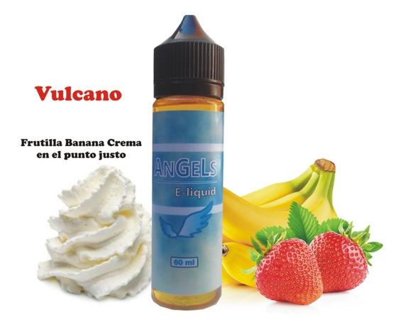 Líquido Vapear Esencia De 60ml Para Vapeo Con/ Sin Nicotina