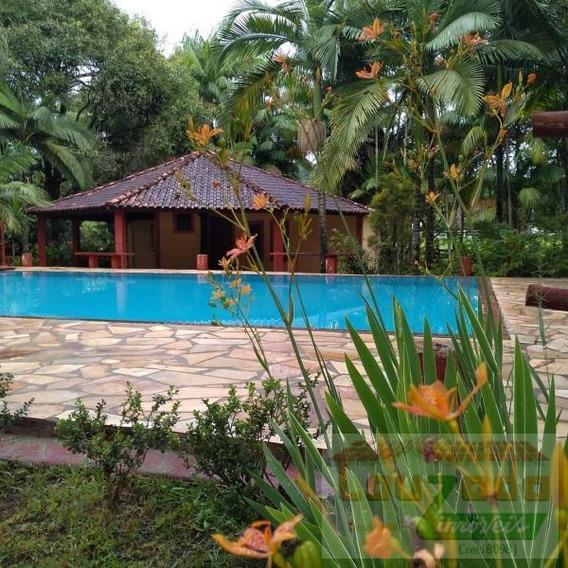 Chácara Para Venda Em Pedro De Toledo, Agua Fria, 4 Dormitórios, 2 Suítes, 1 Banheiro, 10 Vagas - 2806_2-1010719