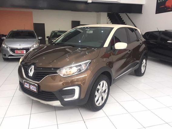 Renault Captur 2018 1.6 16v Zen Sce 5p