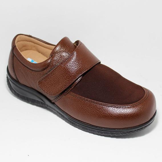 Zapatos Dama Pie Diabético Anchos Plantilla Re-movible C