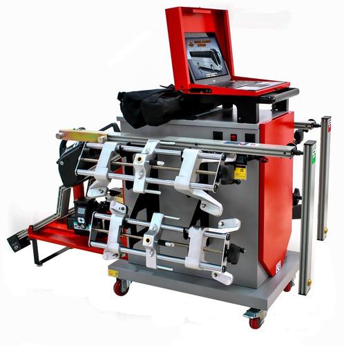 Alineadora Autek Industri - Opto Plus 204dsx2 - Usada