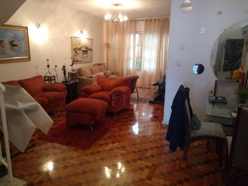 Casa 200m², 3 Dormitorios, 1 Suíte, 3 Vagas -  Saúde - Ca1037