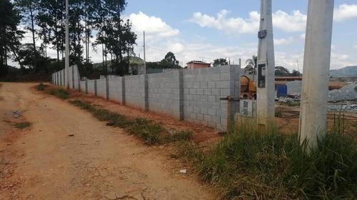 Terreno Em Vila Machado, Mairiporã/sp De 0m² À Venda Por R$ 450.000,00 - Te911290