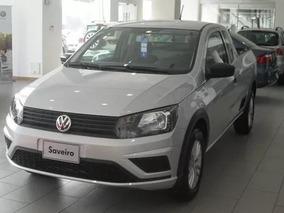 0km Volkswagen Saveiro 1.6 Cabina Extendida 2018 Safety Vw 1