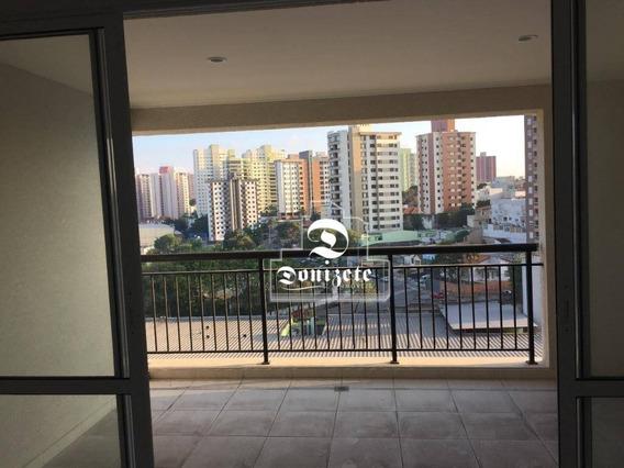 Apartamento Com 3 Dormitórios À Venda, 126 M² Por R$ 940.000,00 - Jardim Bela Vista - Santo André/sp - Ap13529