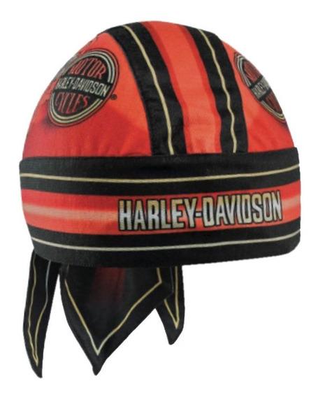 Harley Davidson Skull Cap Bandana Original Pronta Entrega!