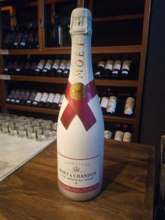 Champagne Moet Chandon Ice Imperial Rose. Tu Bebidas
